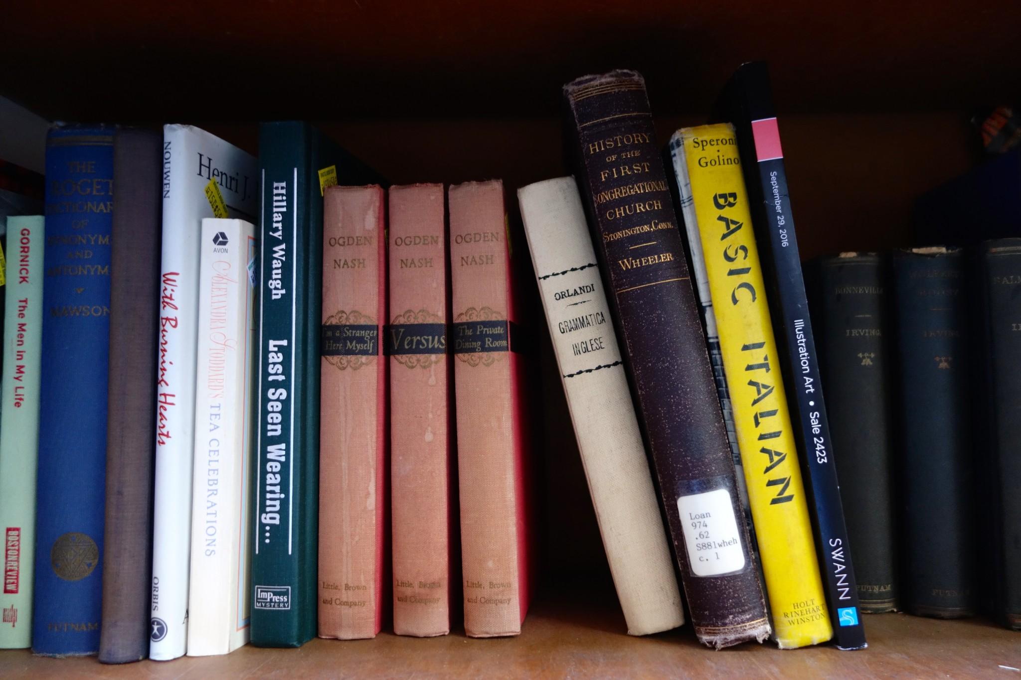 brattle book shop, the-alyst.com