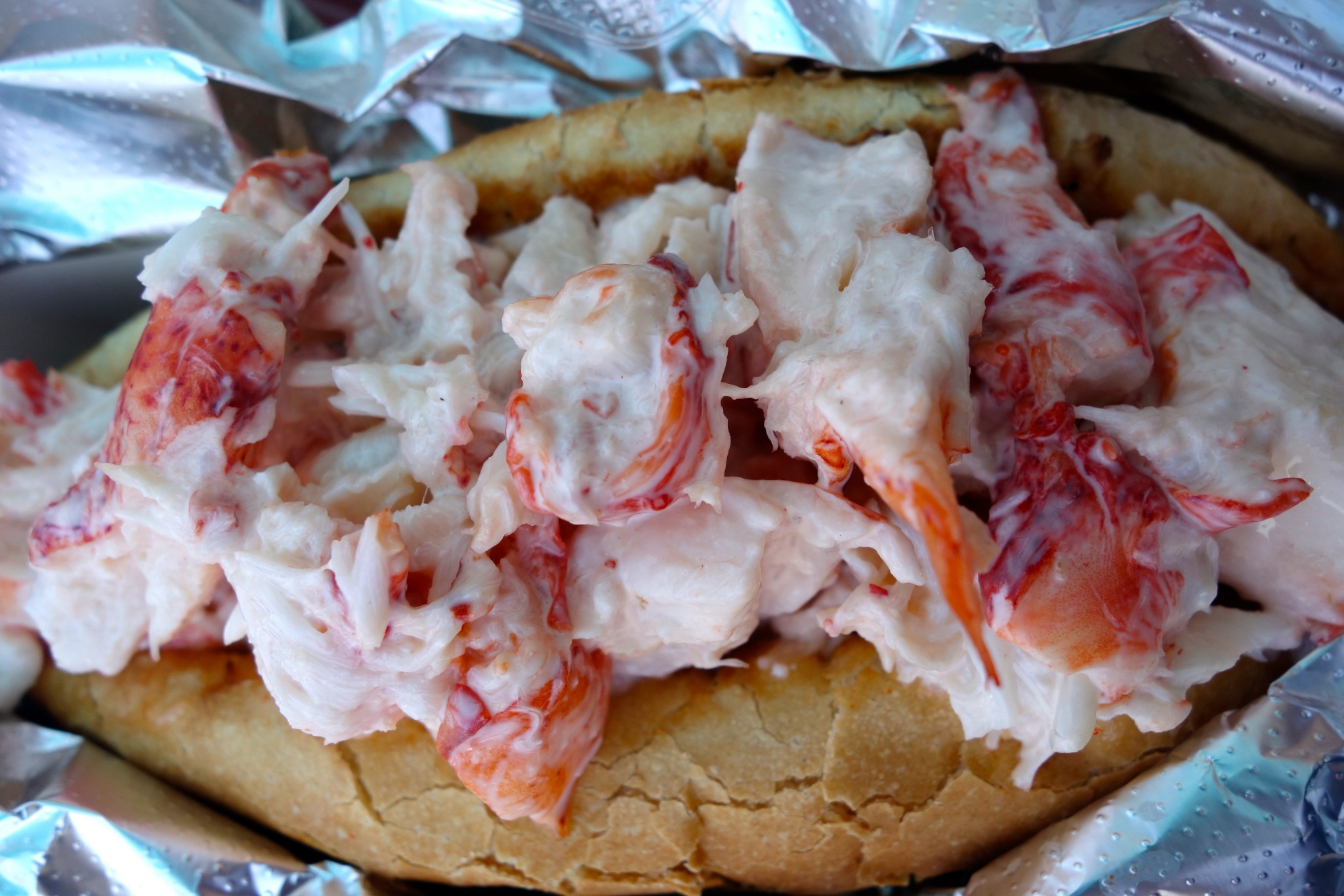 lobster roll, boston, james hook, the-alyst.com