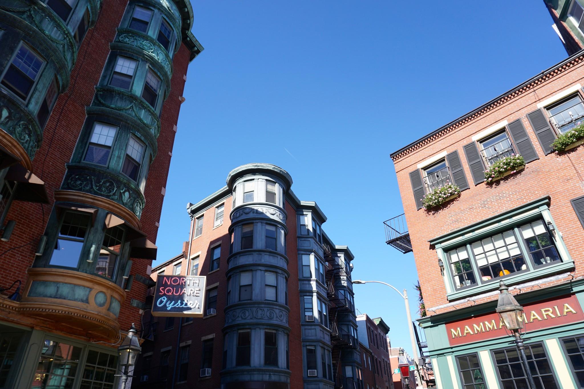 boston north end, north square, the-alyst.com