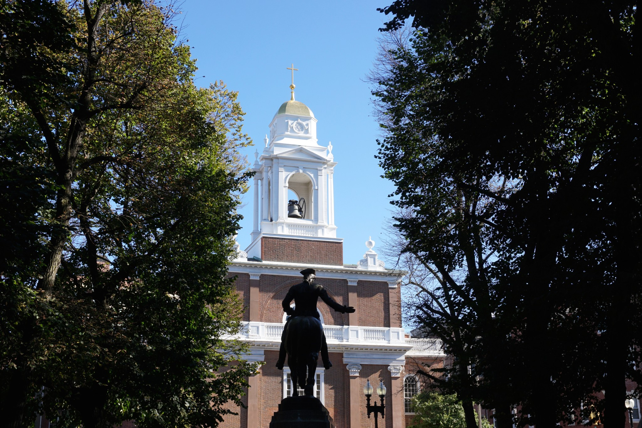old north church, paul revere, north end, boston, the-alyst.com