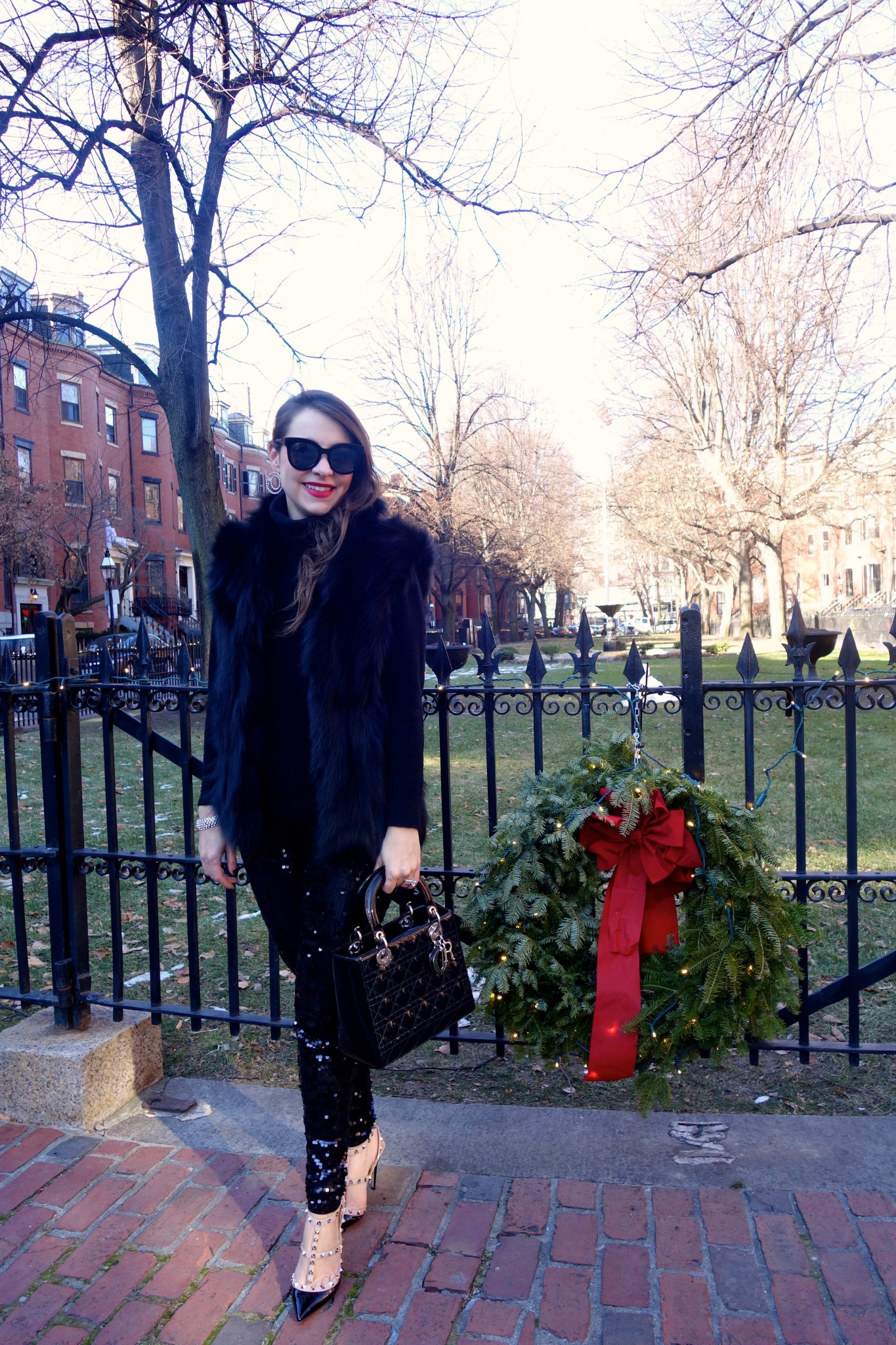 express sequin leggings, boston union park, south end, the-alyst.com