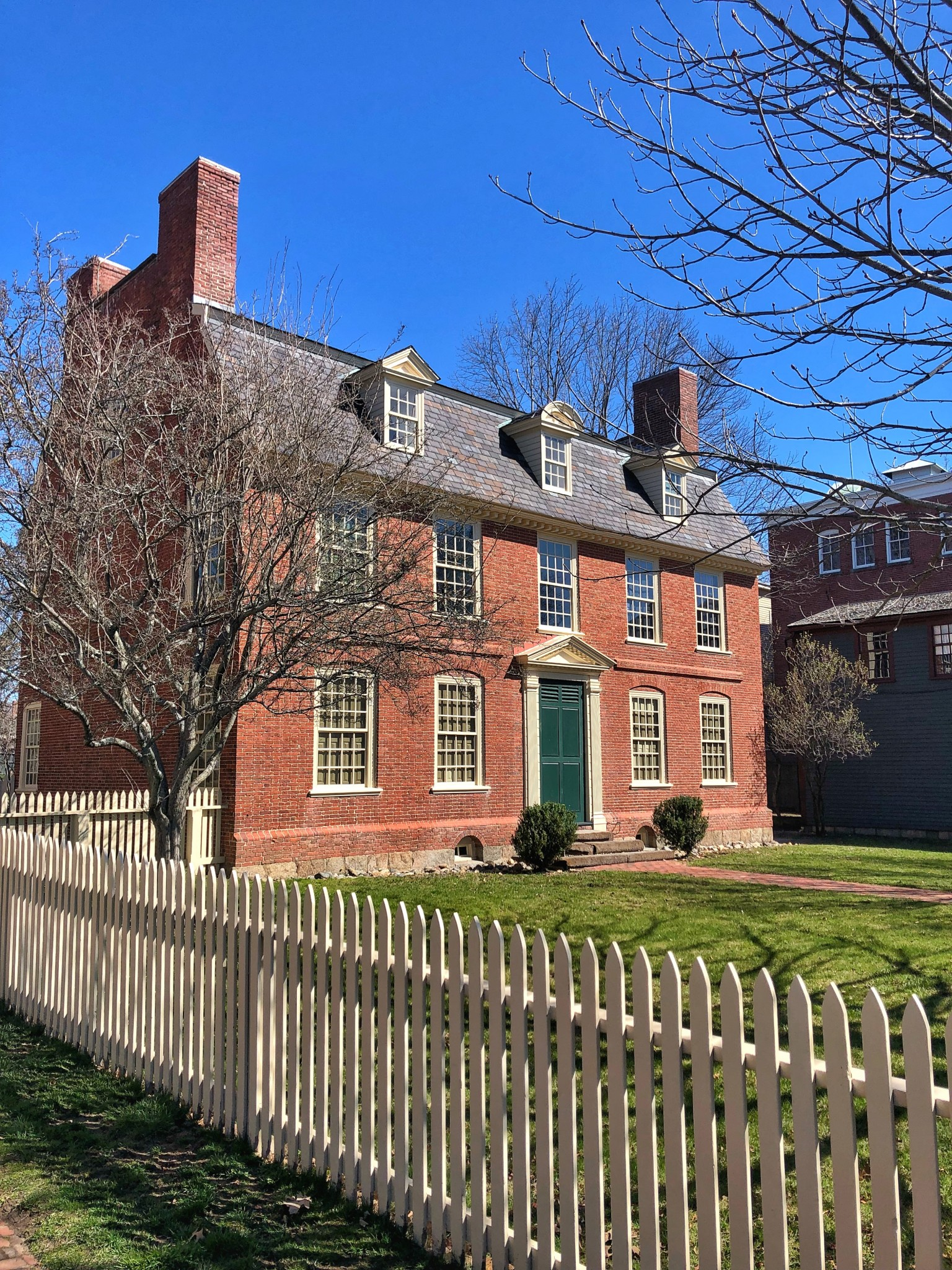 Derby House, salem, massachusetts, the-alyst.com