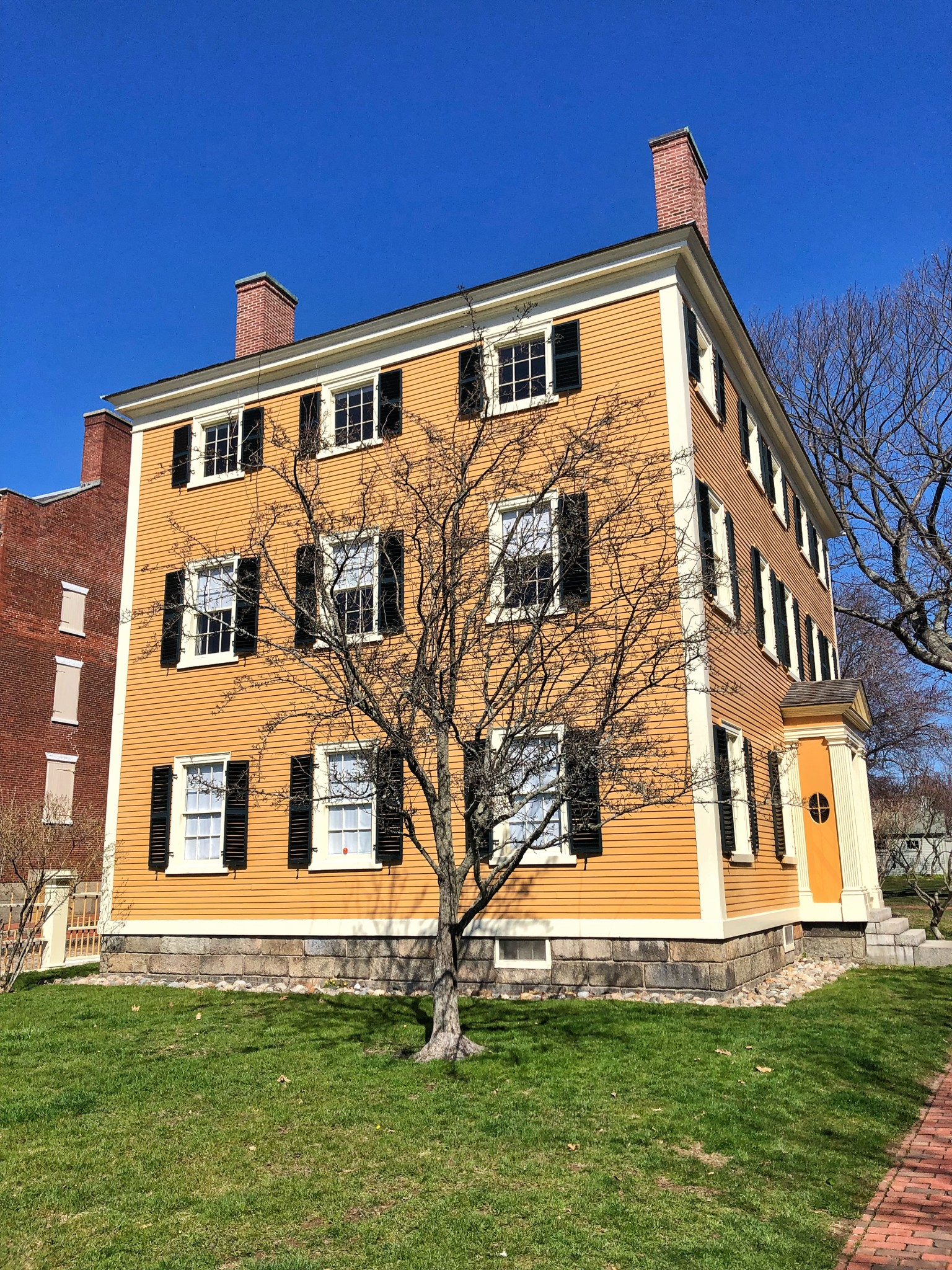 Benjamin Hawkes House, salem, massachusetts, the-alyst.com