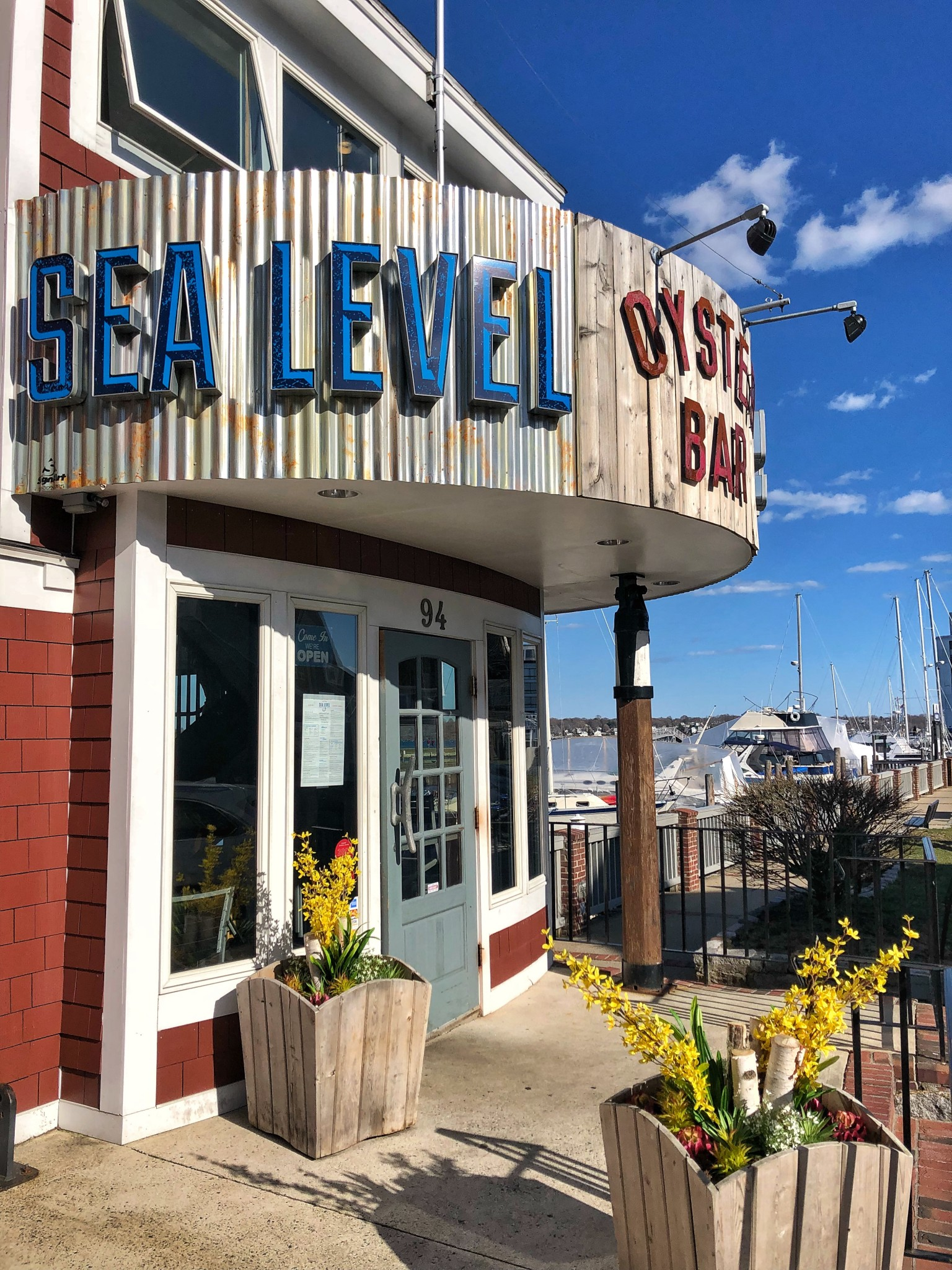 sea level, salem massachusetts, pickering wharf, the-alyst.com