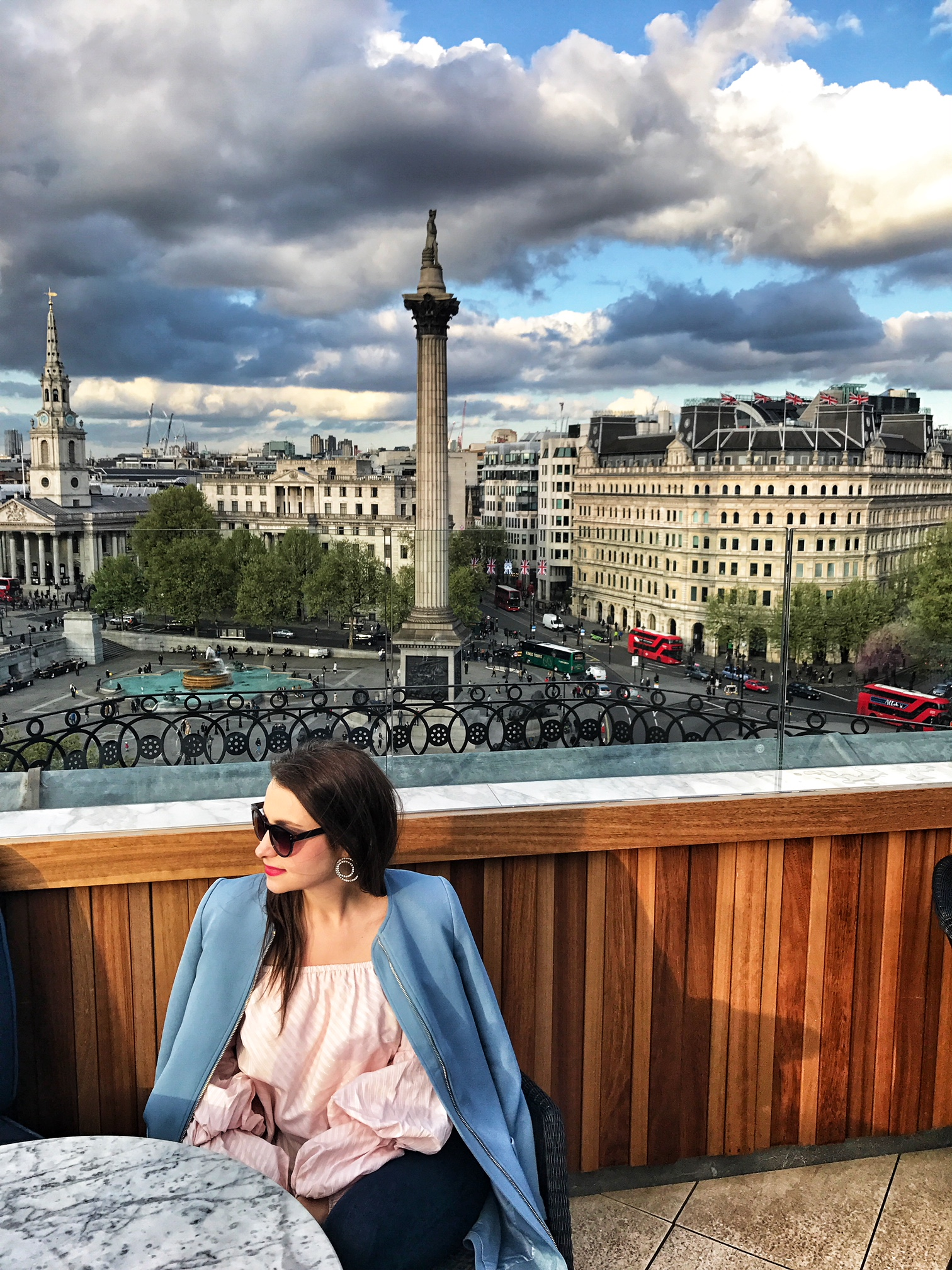 The Trafalgar St. James, most instagrammable places in london, the-alyst.com