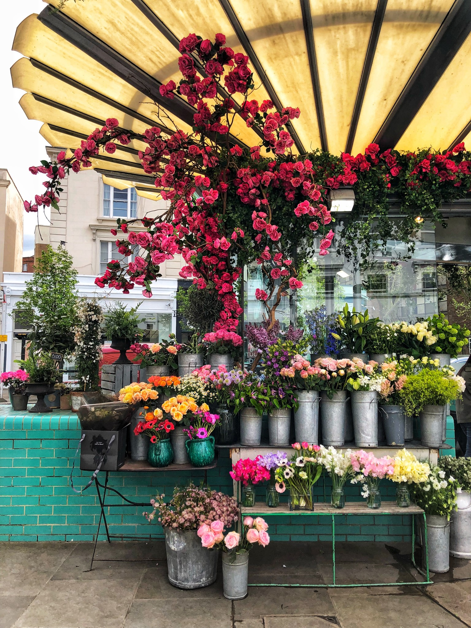 notting hill westbourne grove, most instagrammable places in london, the-alyst.com