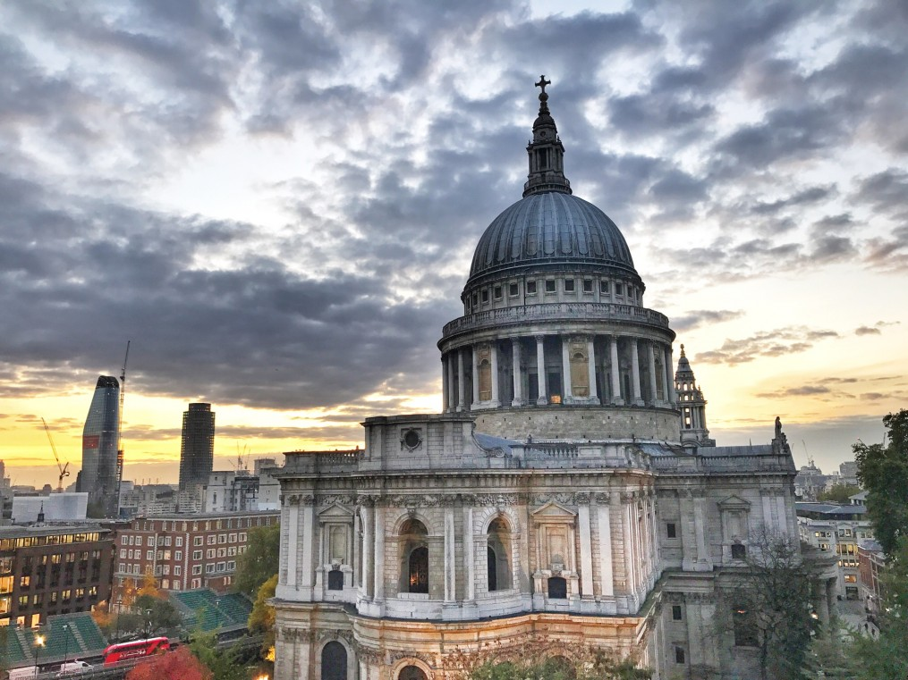 st. paul's cathedral, london, most instagrammable places in london, the-alyst.com