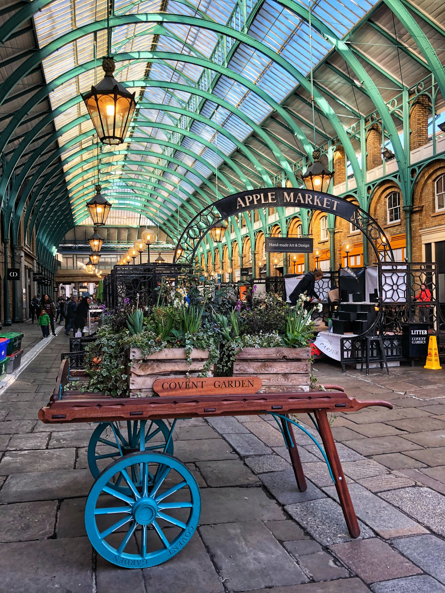 covent garden,, most instagrammable places in london, the-alyst.com