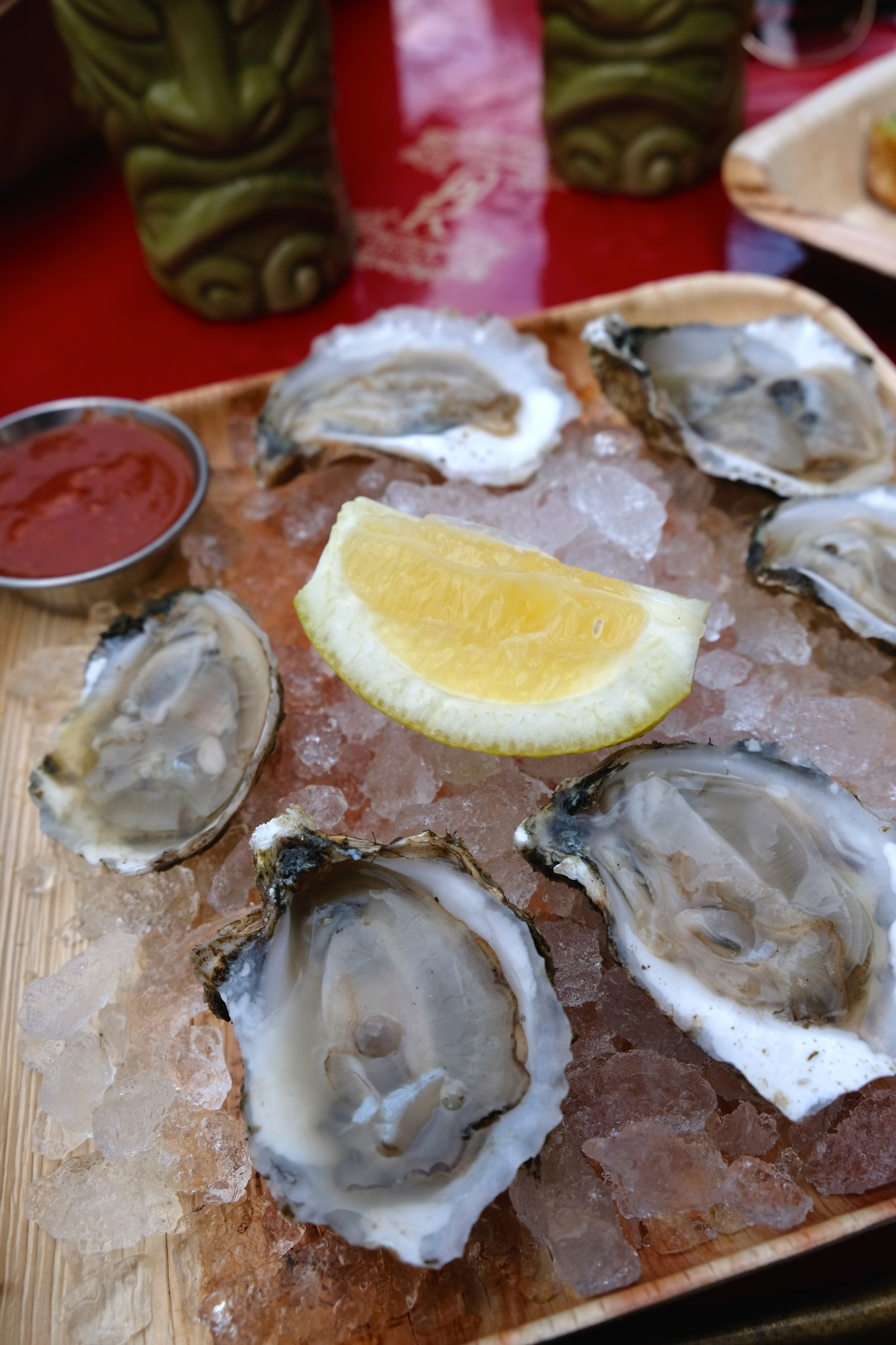 oysters, patio dining, fairmont copley plaza, oak long bar and kitchen, boston, the-alyst.com