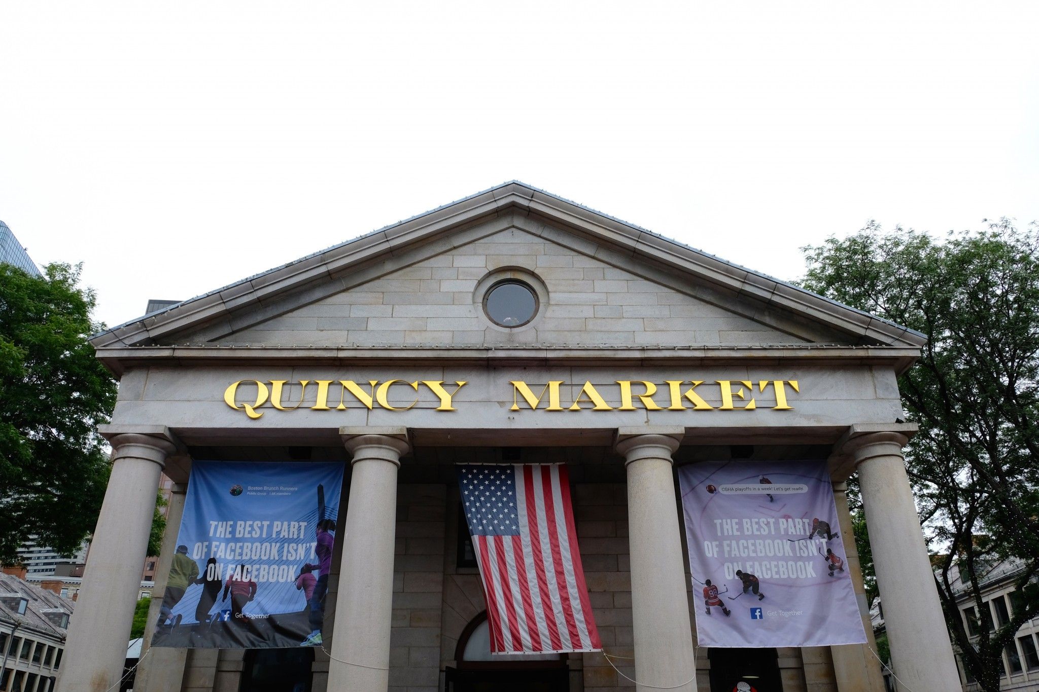 Faneuil Hall Marketplace, boston, the-alyst.com