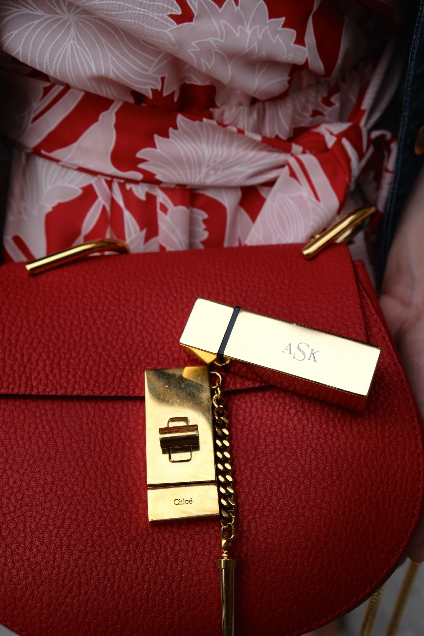 chloe bag, YSL lipstick, the-alyst.com
