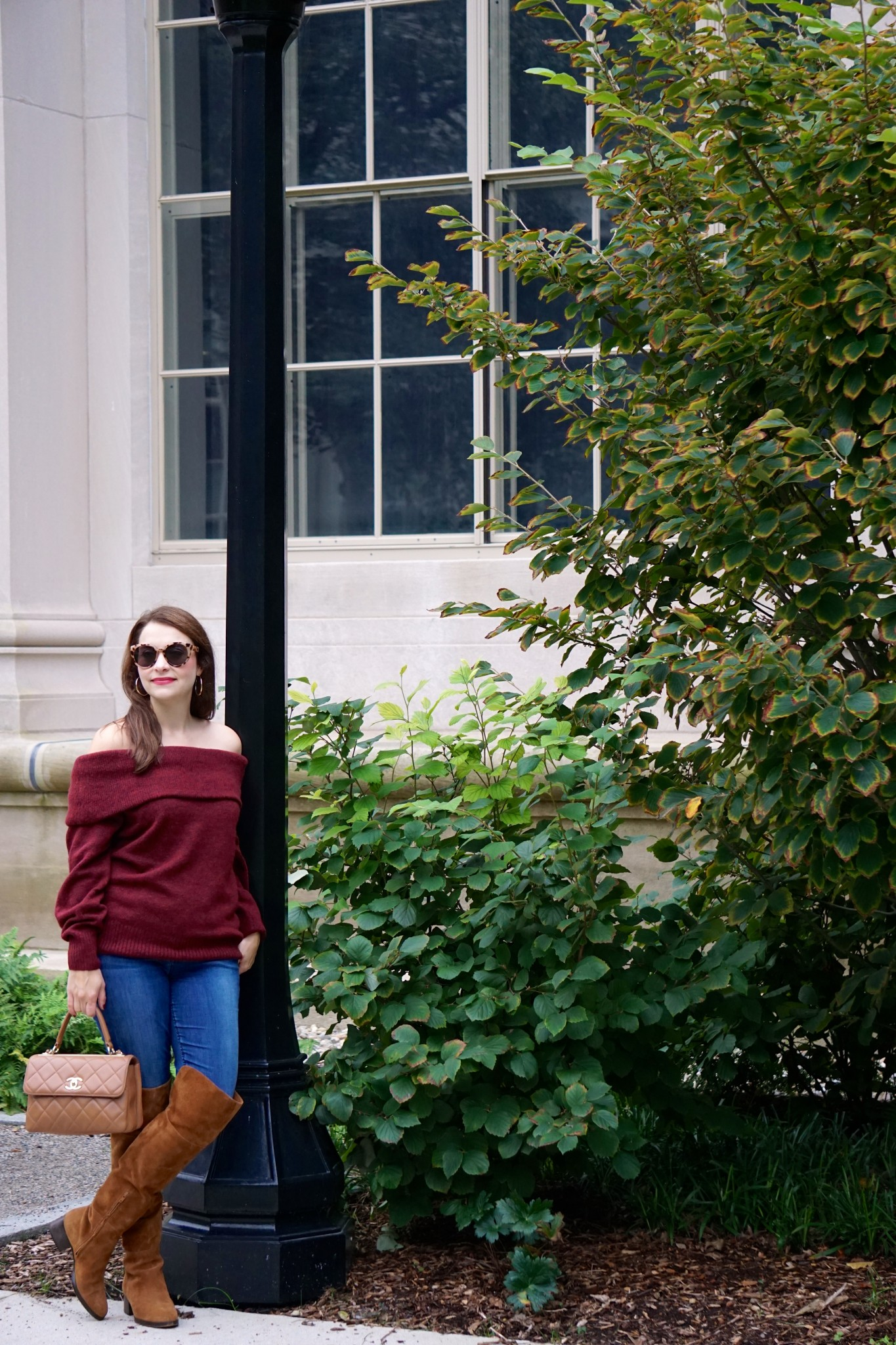 cozy fall sweater, the-alyst.com