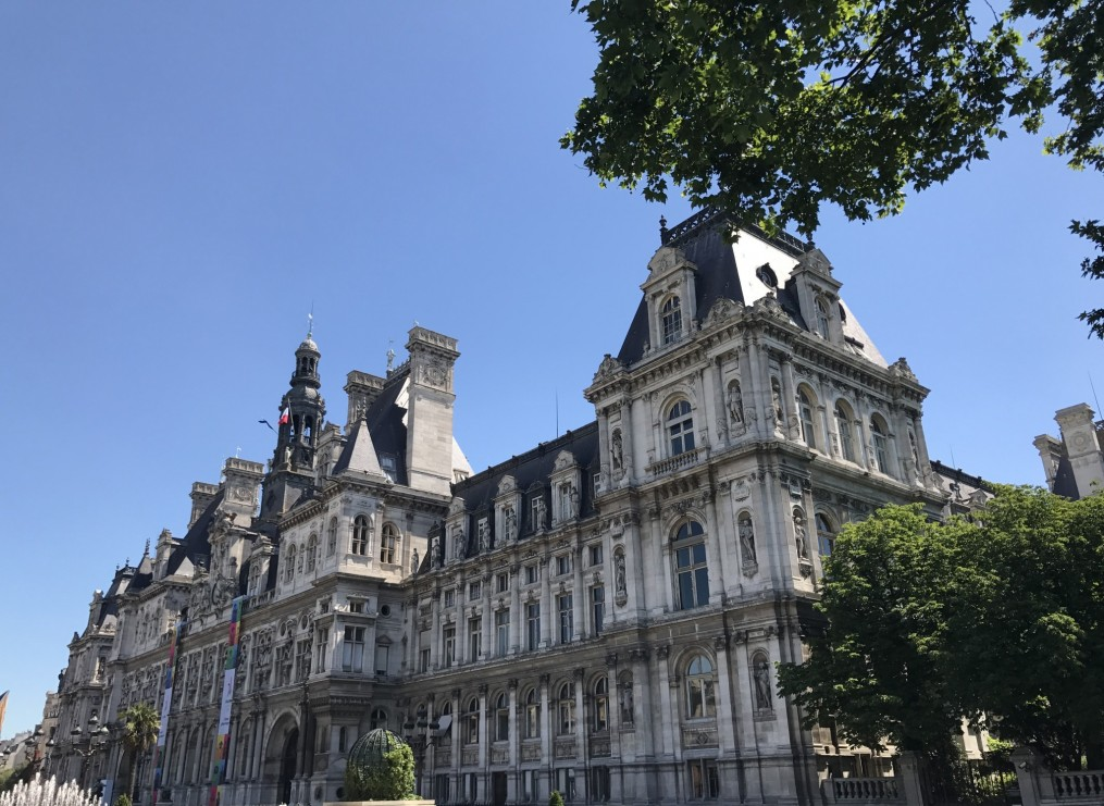 hotel de ville, paris, the-alyst.com