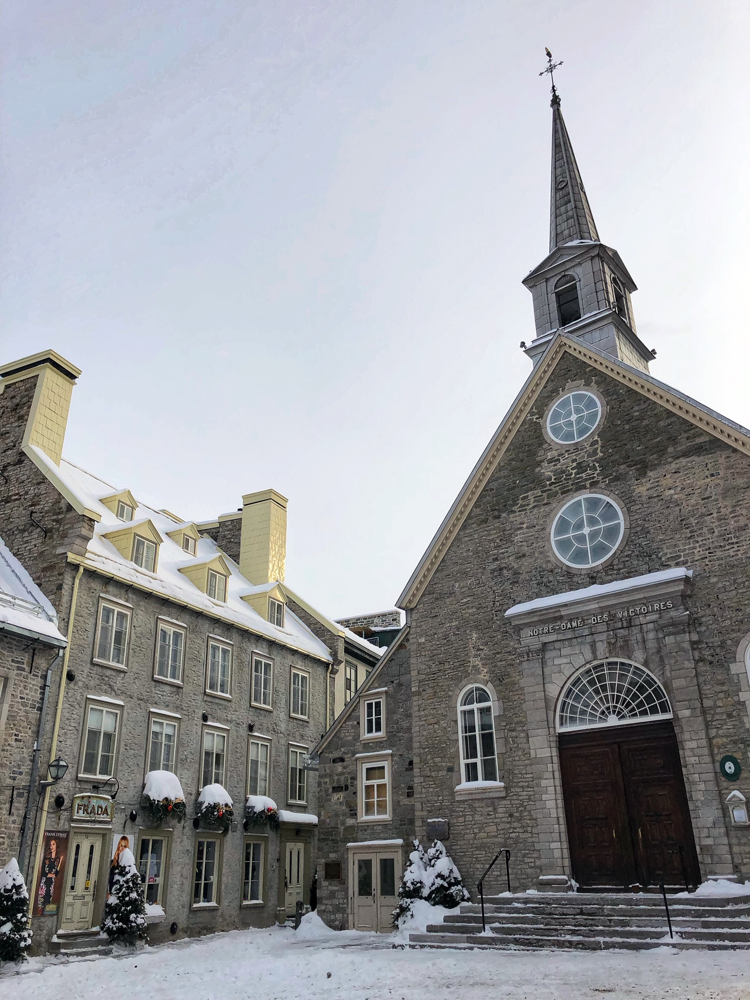 old quebec city, the-alyst.com