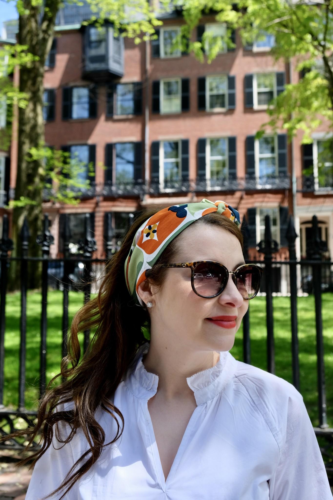 top knot headband, the-alyst.com