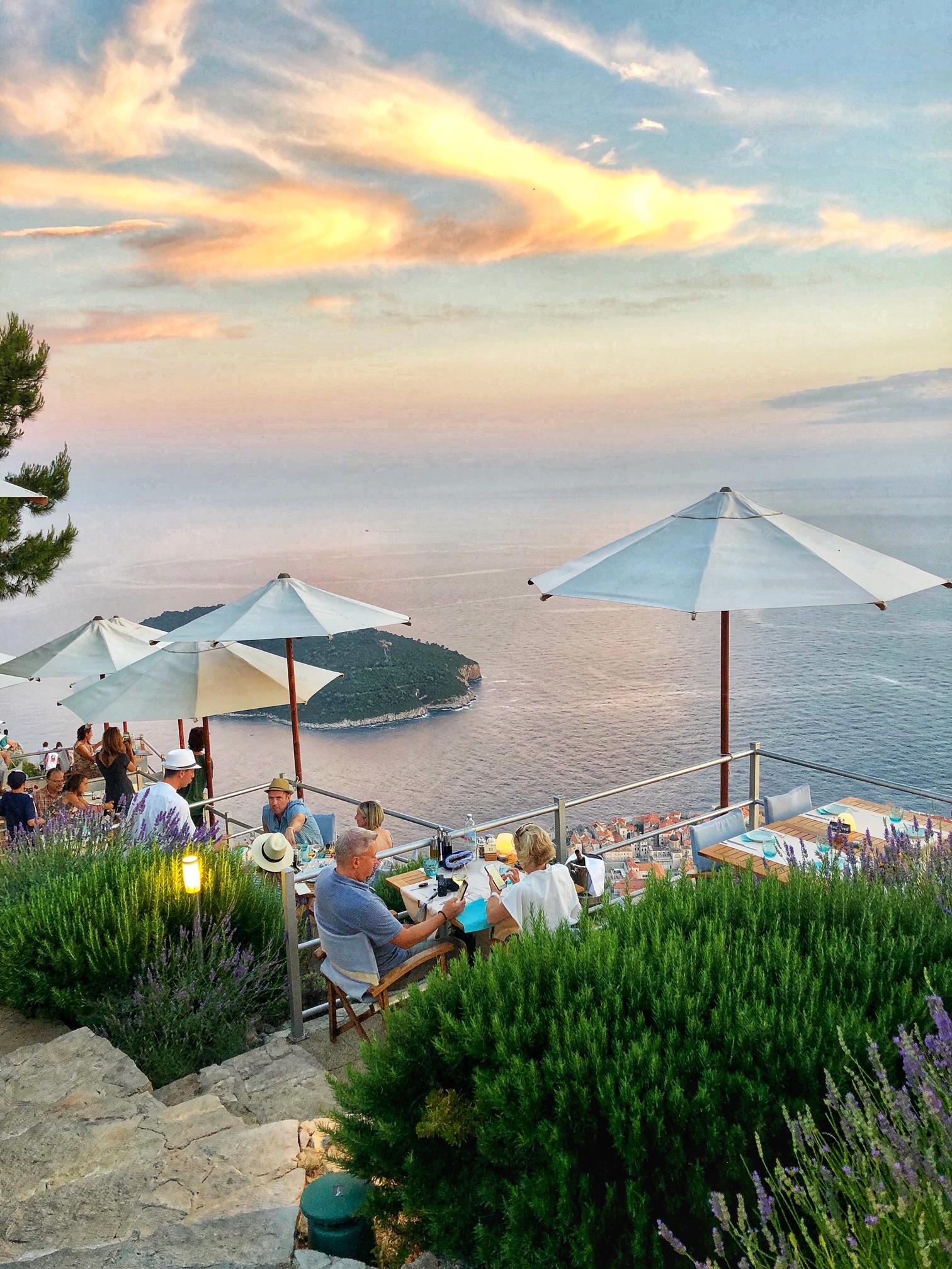 panorama restaurant dubrovnik, the-alyst.com