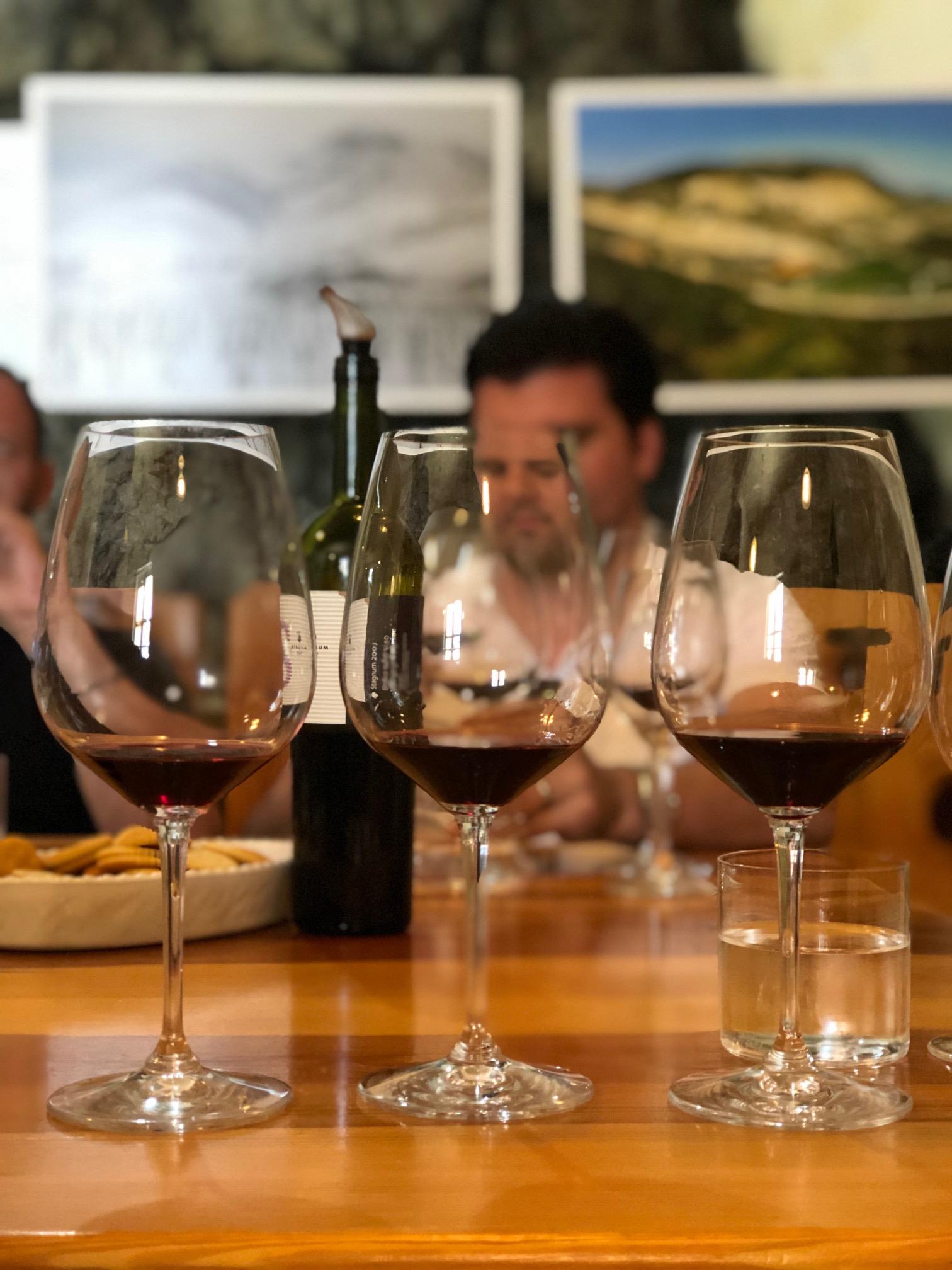 milos winery, croatia
