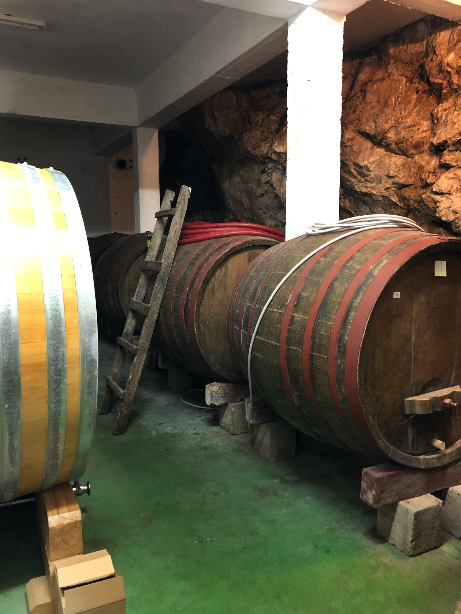 milos winery, croatia, the-alyst.com