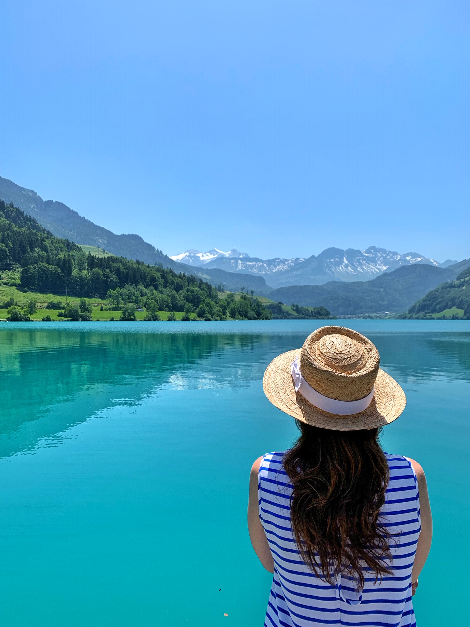 Lake Lungern, switzerland, the-alyst.com