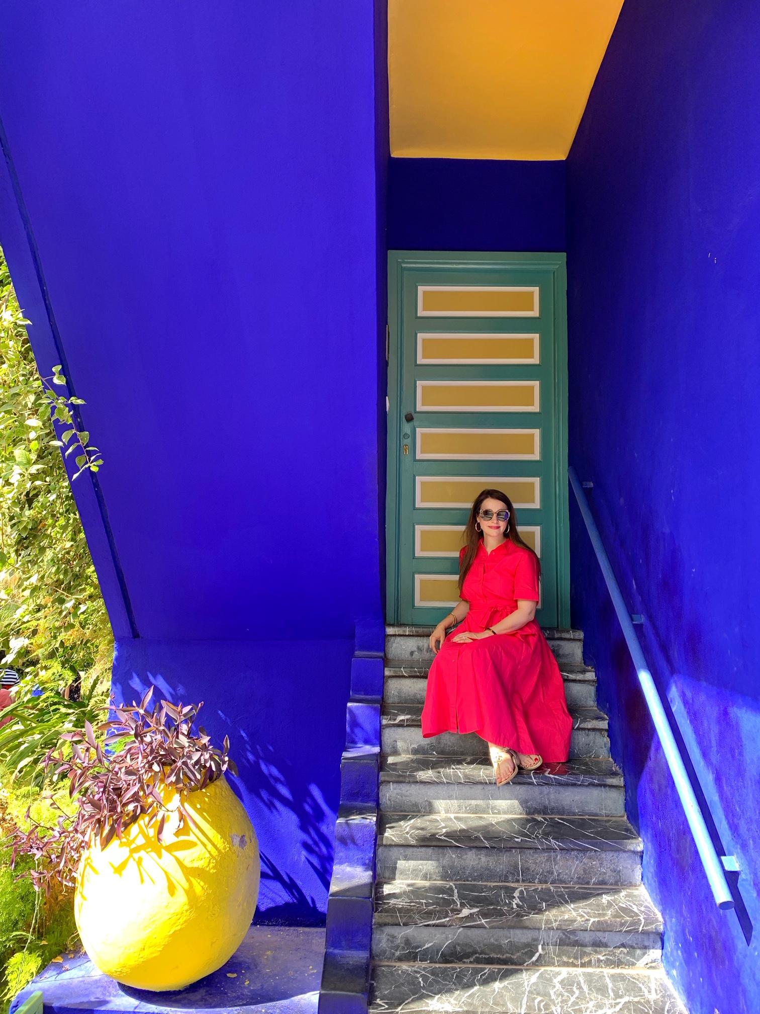 jardin majorelle, ysl museum marrakech, the-alyst.com