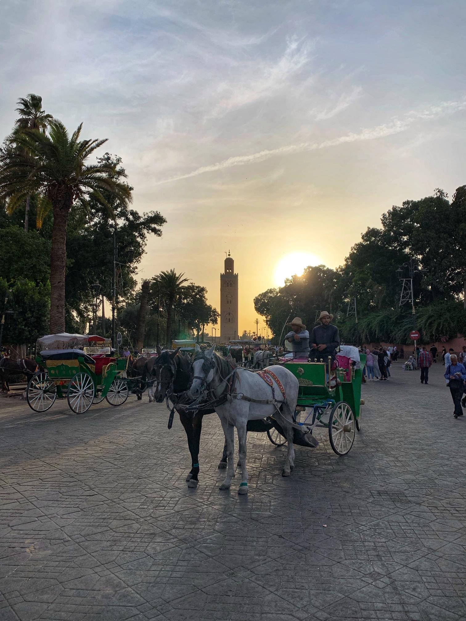 Jemaa el-Fnaa, marrakech, the-alyst.com