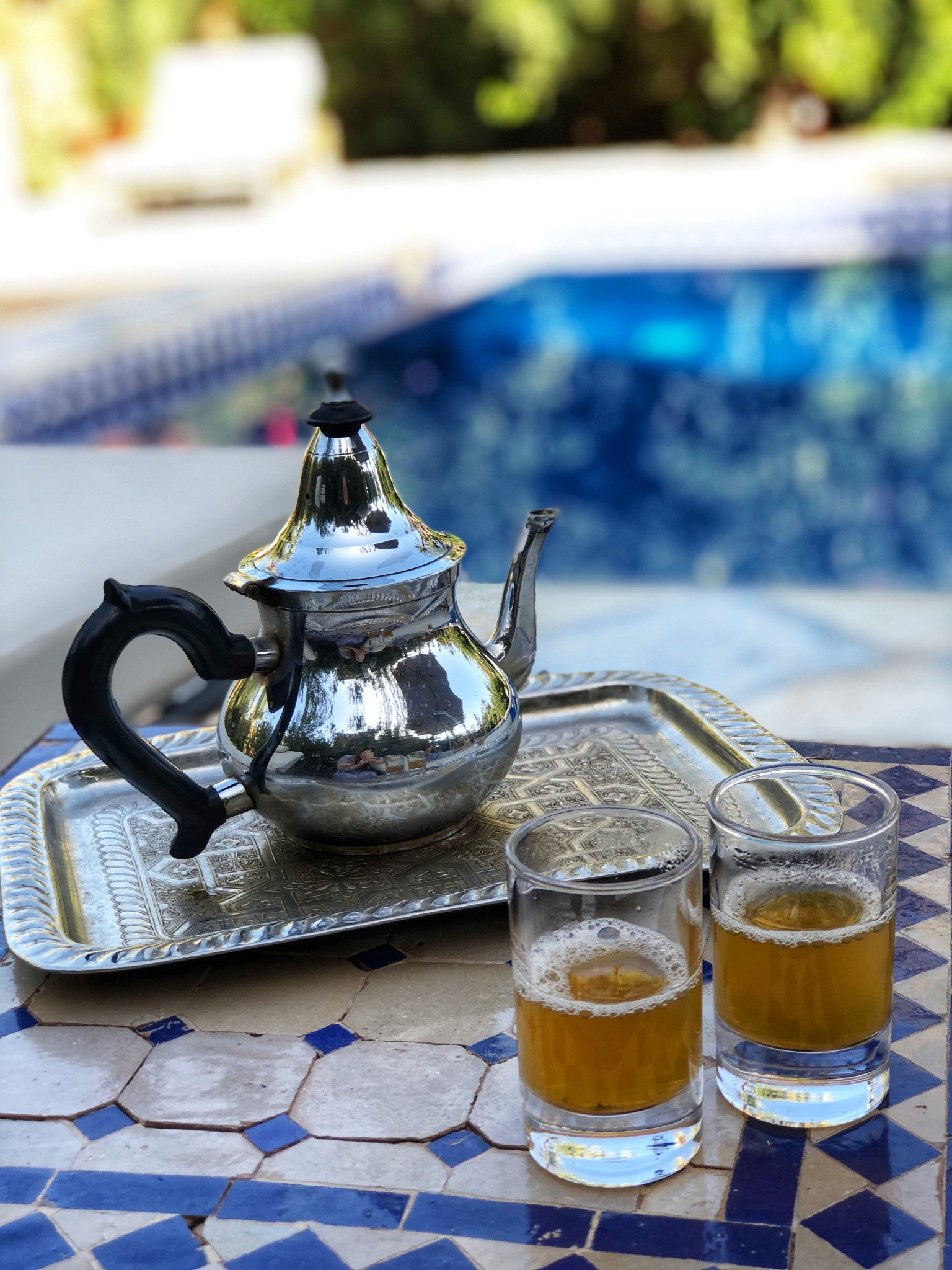 kasbah azul, morocco, the-alyst.com