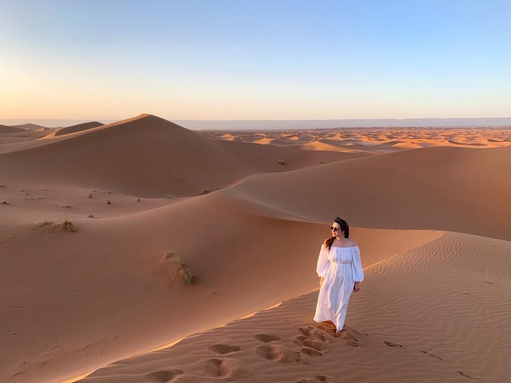 sahara desert glamping, the-alyst.com