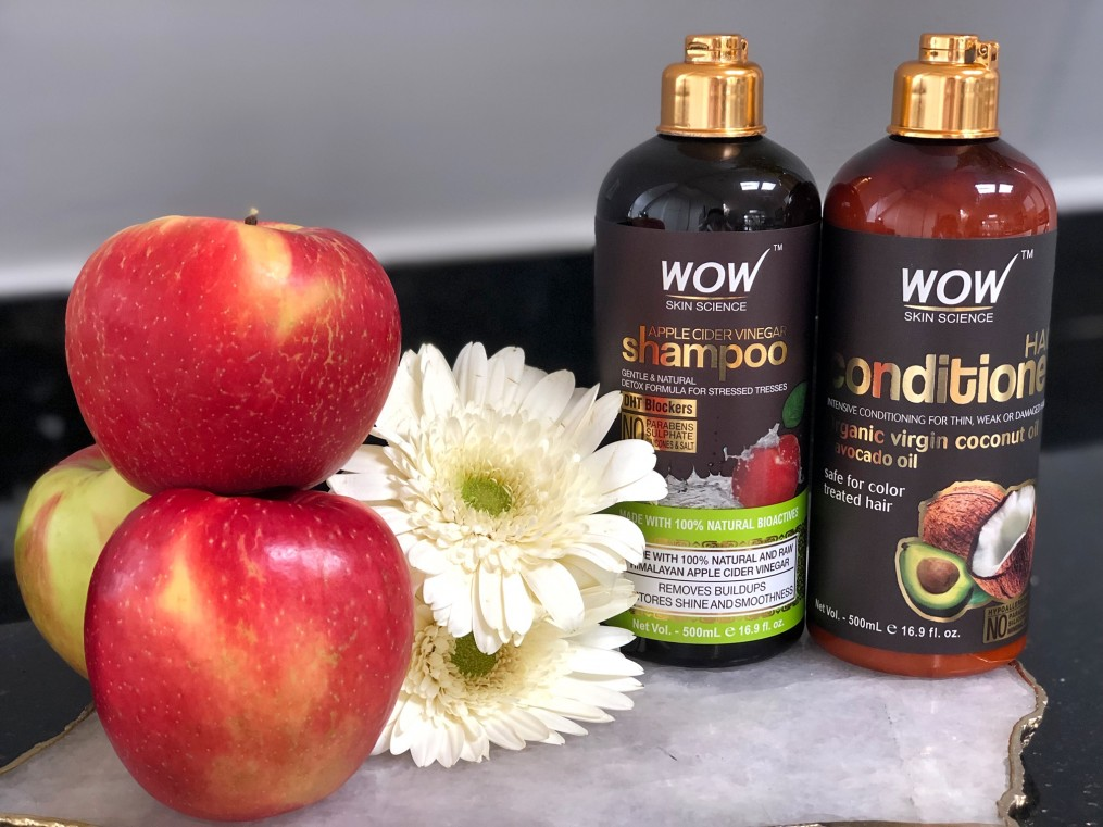 Wow Skin Science Apple Cider Vinegar, the-alyst.com